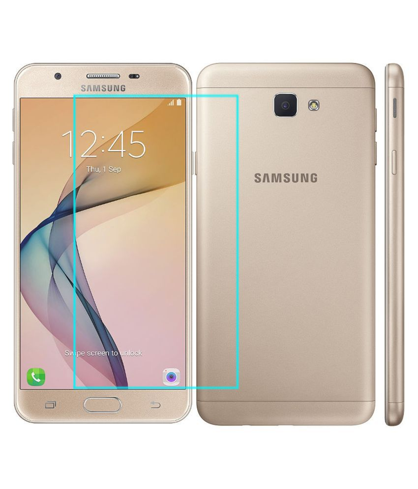 Samsung Galaxy J5 Prime Tempered Glass Screen Guard By Tempered glass hd