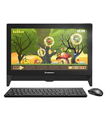 Lenovo C2000 All In One Desktop ( Intel Celeron - 2 GB 500 GB Windows 10 49.53 cm (19.5) Black ) for sale  Delivered anywhere in India