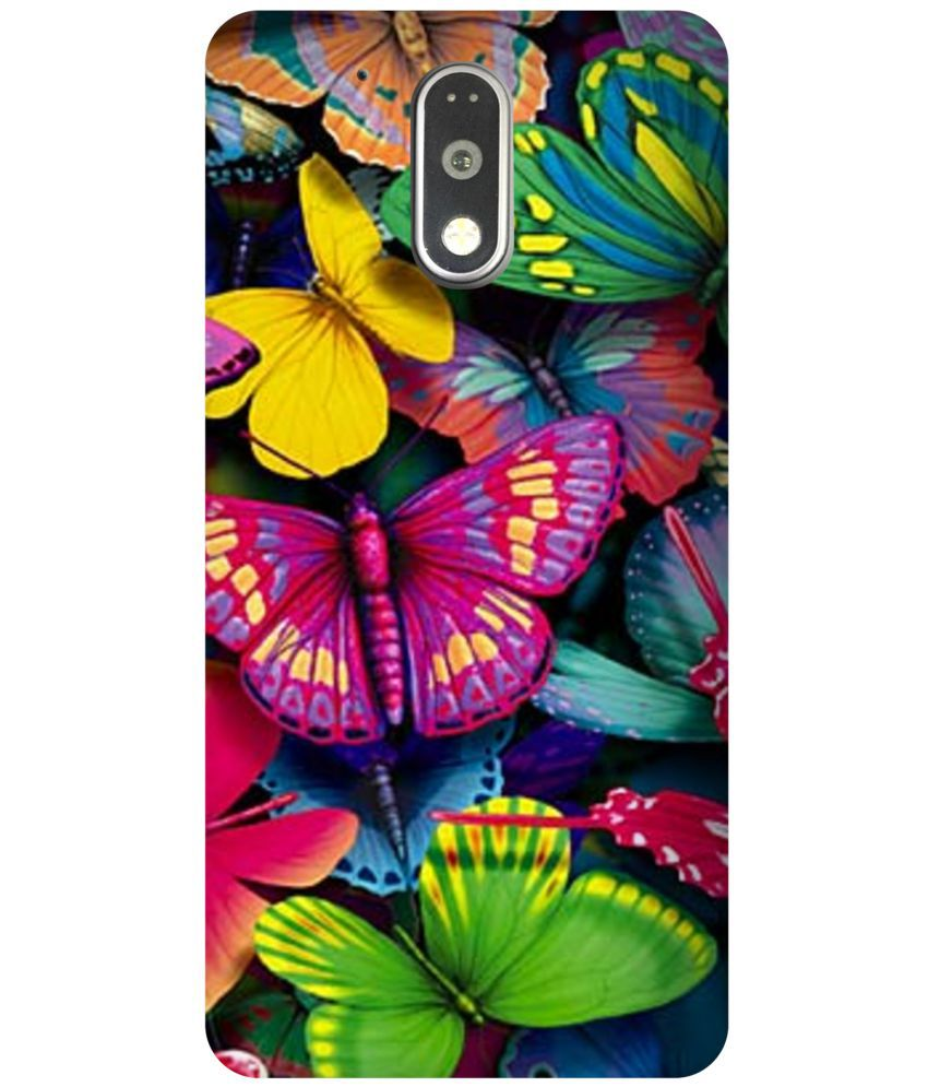 Moto G4 Printed Cover By SWAGMYCASE