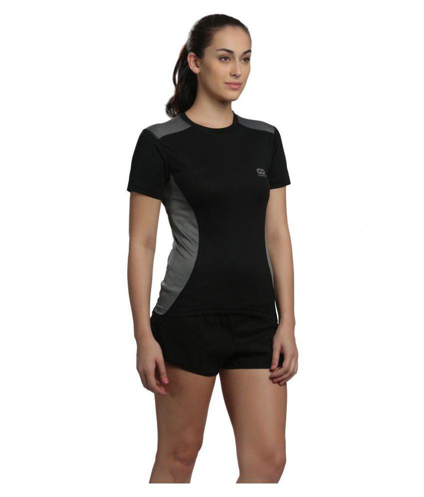 Silvertraq Women's Sweat Wicking Ventilated T-Shirt