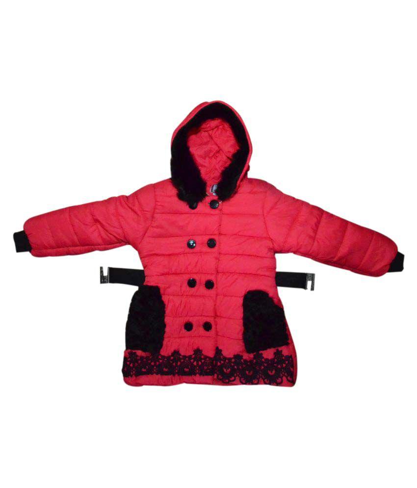 Winter Fuel Pink Jacket