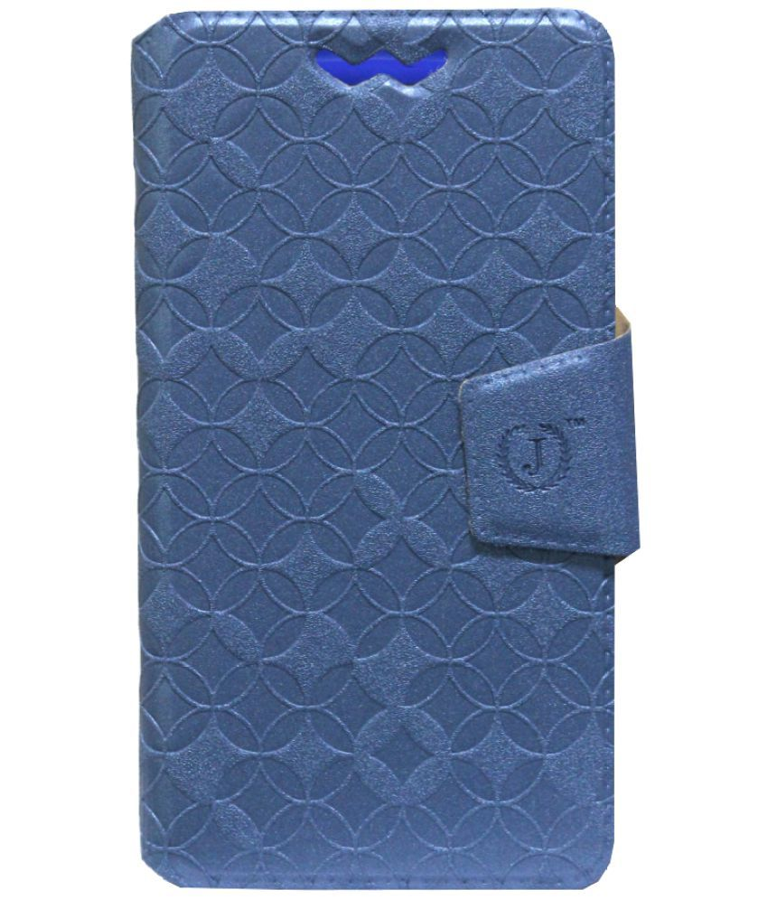 HTC Desire 830 Flip Cover by Jojo - Blue