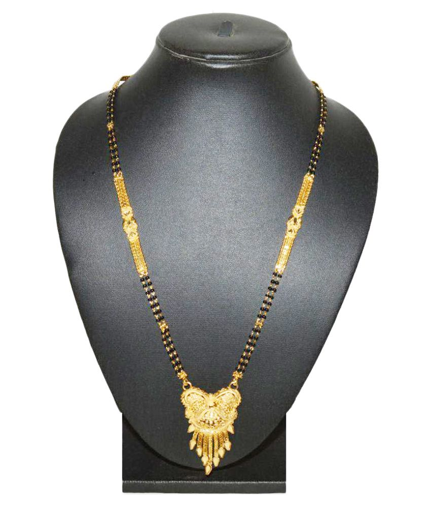 Fabzeel Golden Mangalsutra