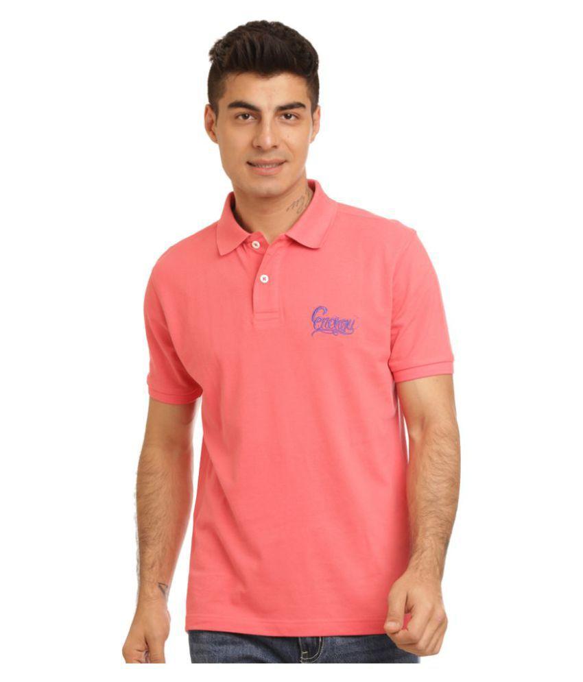 Hols Orange Round T-Shirt