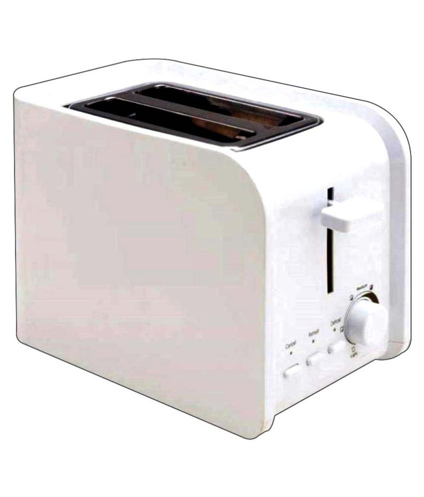 General AUX HDPT-01 750W Pop Up Toaster