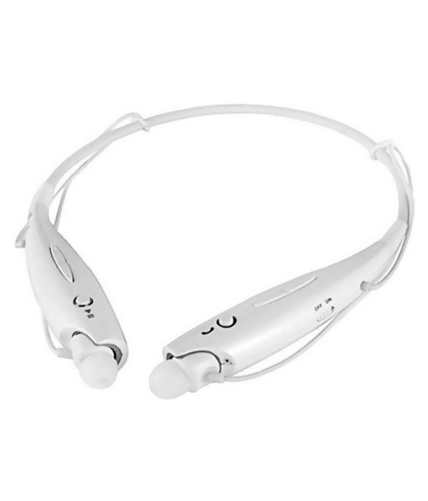 Akira Q20 Wireless Bluetooth Headphone White