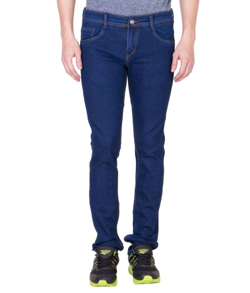 Eprilla Blue Relaxed Solid