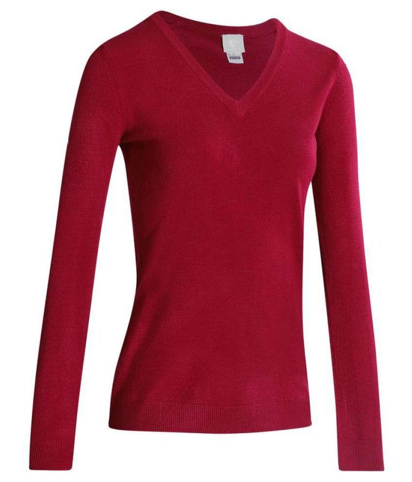 INESIS 100 Women's Pink Pullover