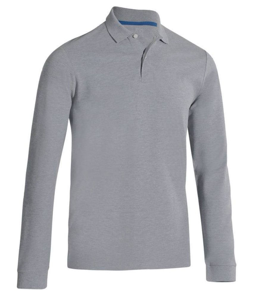 Inesis Long Sleeve Men's Polo T-Shirt
