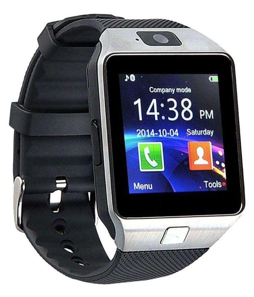 AKIRA a18 Plus Smart Watches Silver