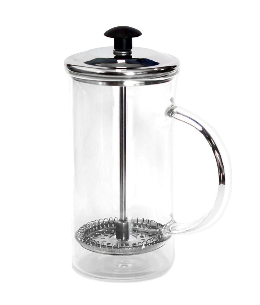 Glass Coffee Maker Drip : Glenburn Tea Direct French Press Coffee Maker Glass Drip Coffee Maker Best Deals With Price ...