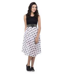 Triraj Fit And Flare Dress