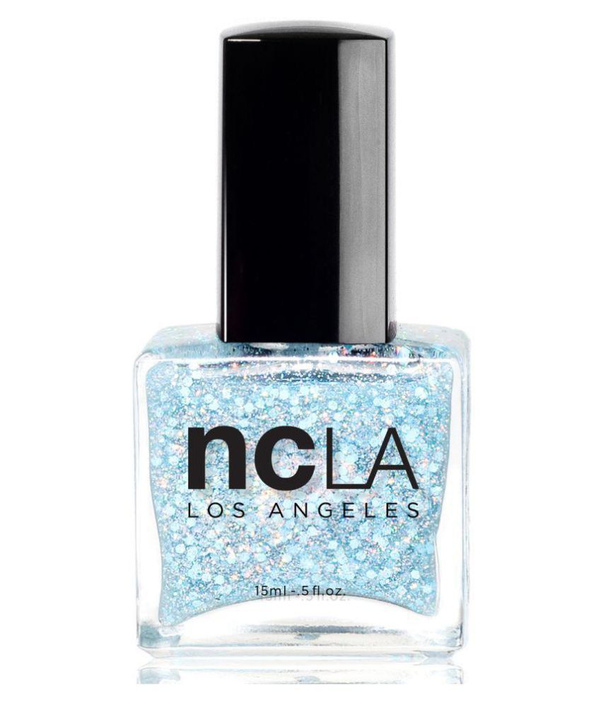 NCLA Nail Polish Blue 15 ml