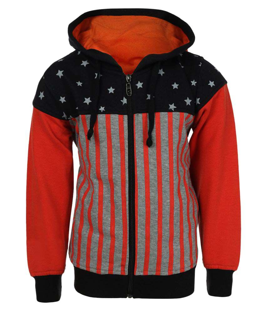 Haig-Dot Multicolour Fleece Sweatshirt
