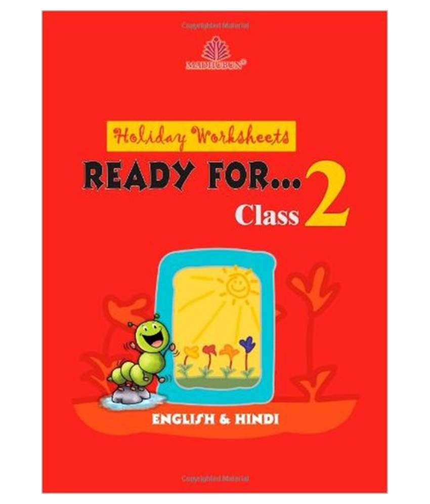 Holiday Worksheet For Class II Paperback English: Buy Holiday ...