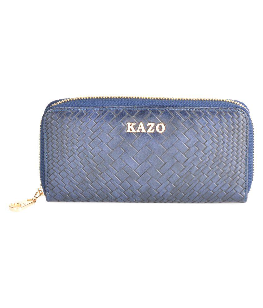 Kazo Navy Wallet