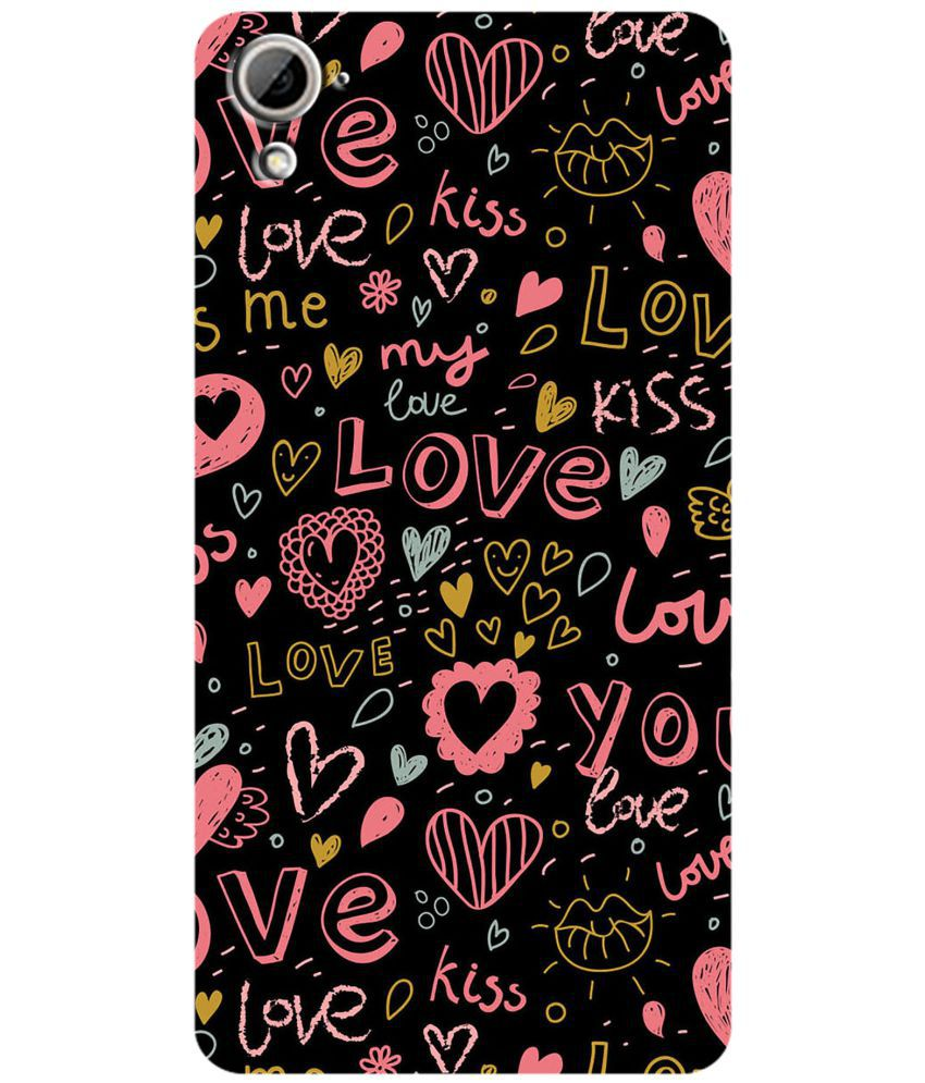 HTC Desire 826 Printed Cover By LOL