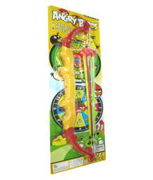Little Genius Archery Sets Angry Birds Bow And Arrow Set Toy For Kids(Multicolor,3Arrow)