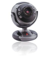 iBall CHD20.0 2 MP Webcams