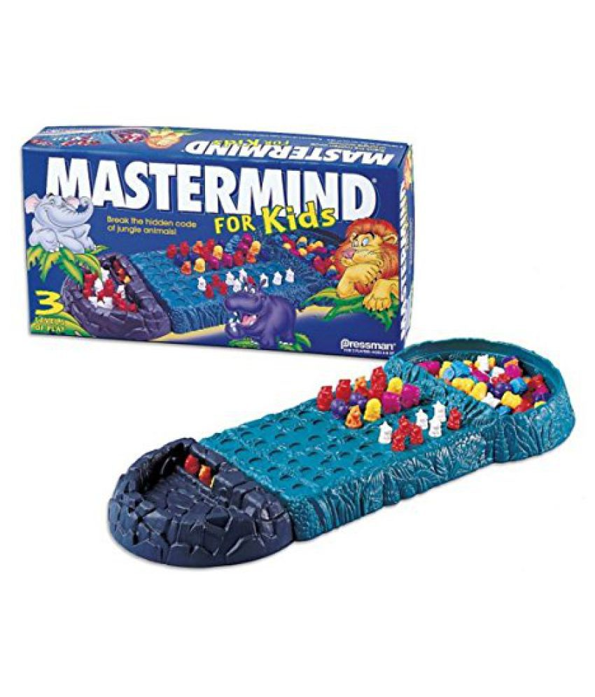 Mastermind Other Assorted Board Games