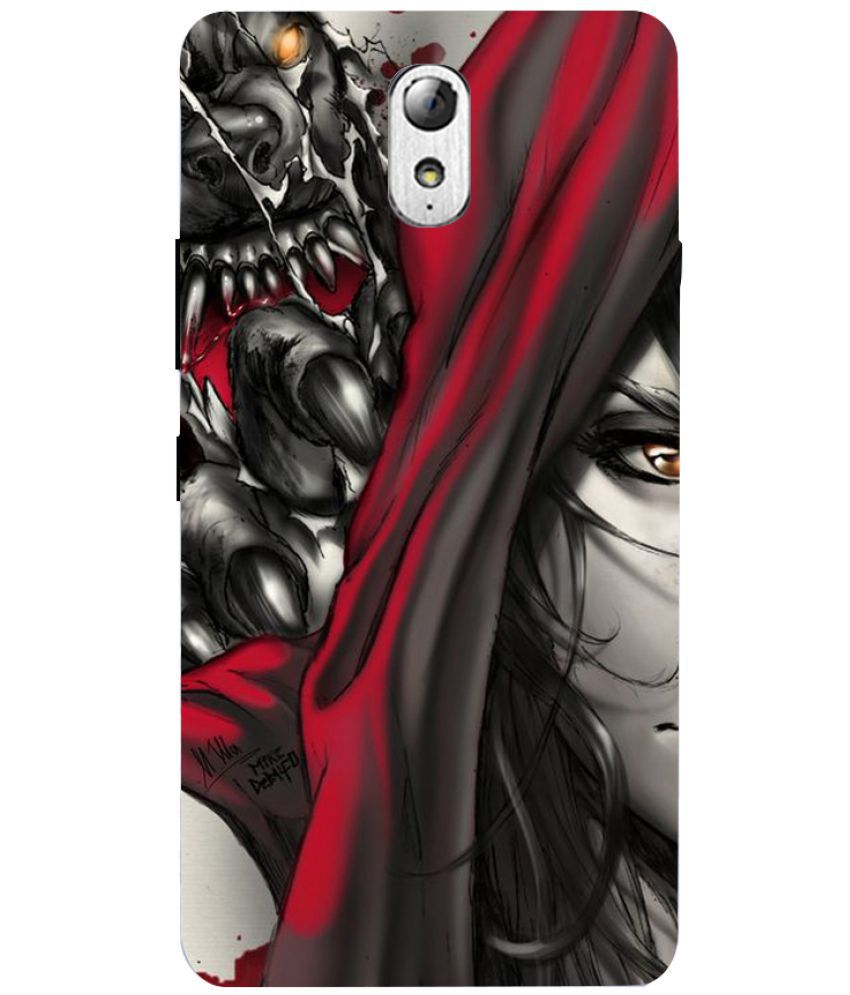 Lenovo Vibe P1M Cover Combo by MENTAL MIND