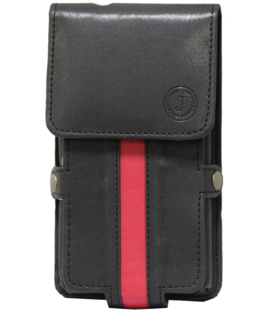 Huawei P9 Holster Cover by Jojo - Black