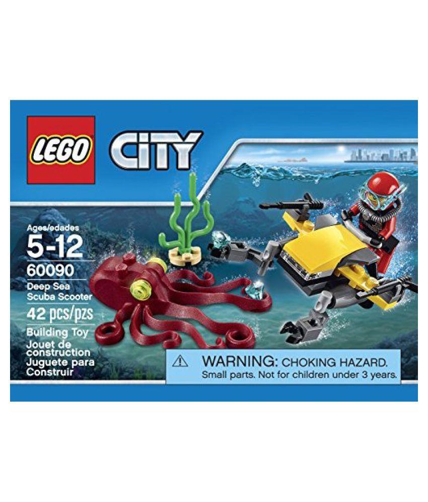 ... Lego City Deep Sea Scuba Scooter 60090 ...