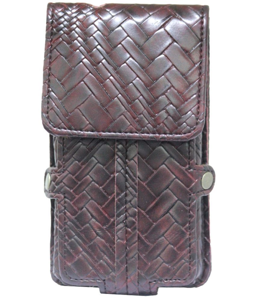 Samsung Galaxy S6 Holster Cover by Jojo - Red