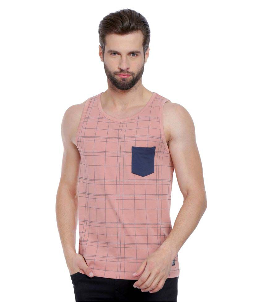 Cult Fiction Pink Round T-Shirt