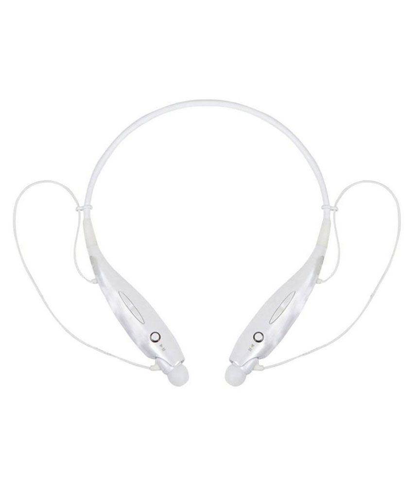 Jiyanshi Wireless Bluetooth Headphone White