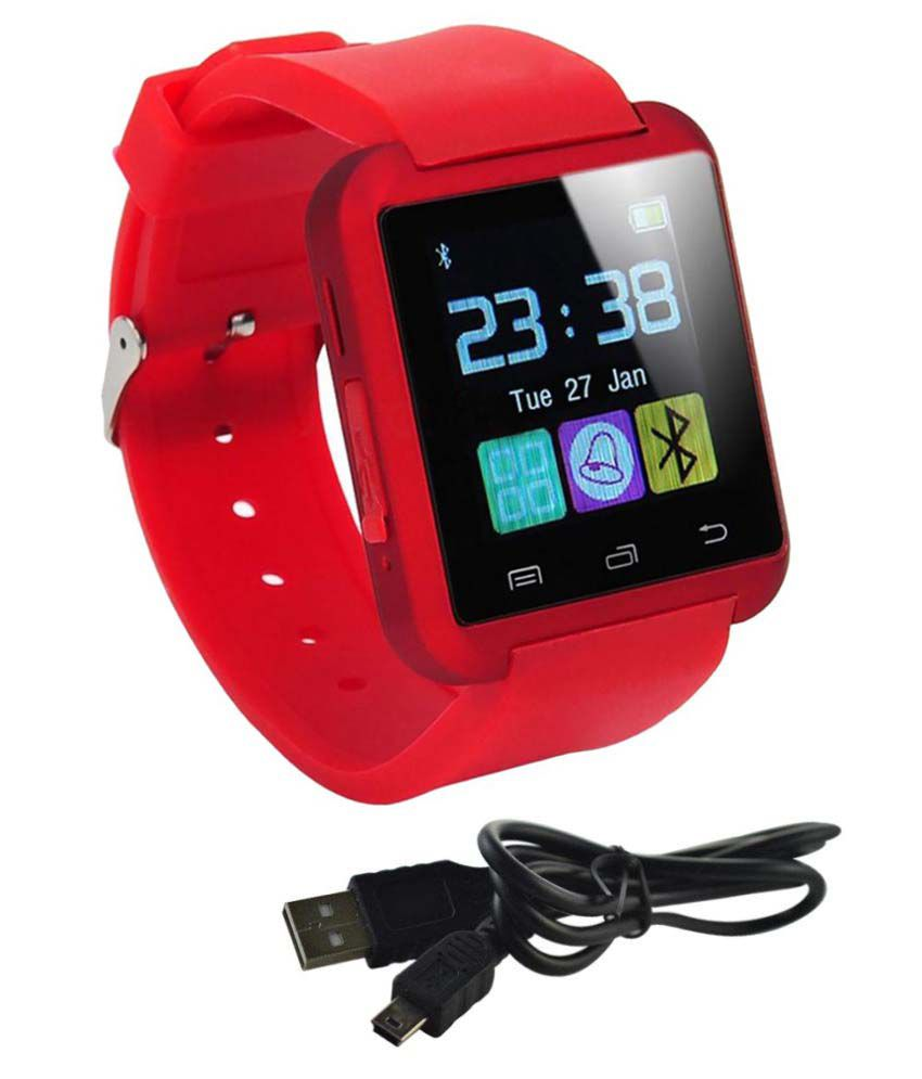 SYL PLUS iph4 Watch Phones Red