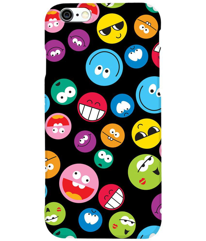 Apple iPhone 6 Printed Cover By LOL