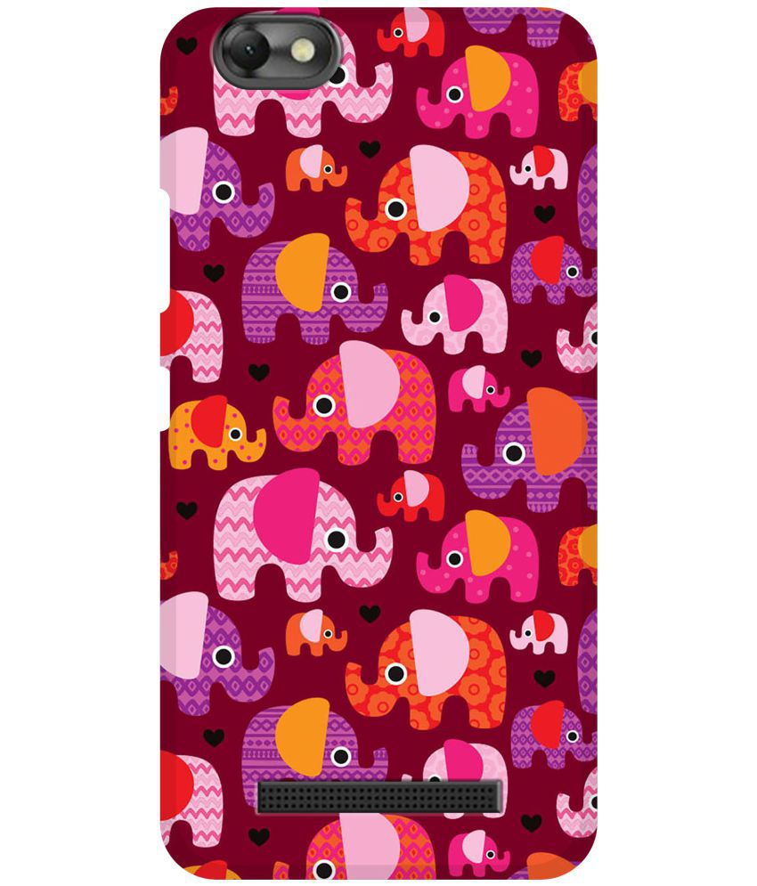 Lenovo Vibe C Printed Cover By LOL