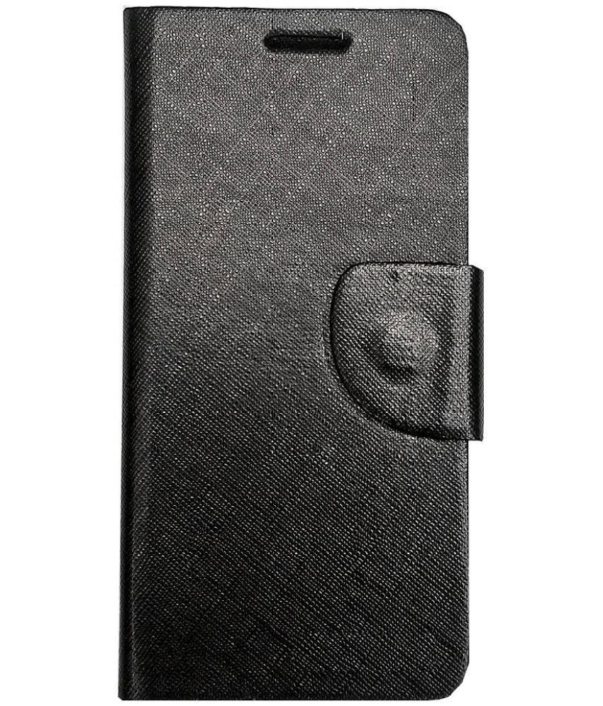 newest 02208 142a9 Lava X17 Flip Cover by AravStore - Black - Flip Covers Online at Low ...