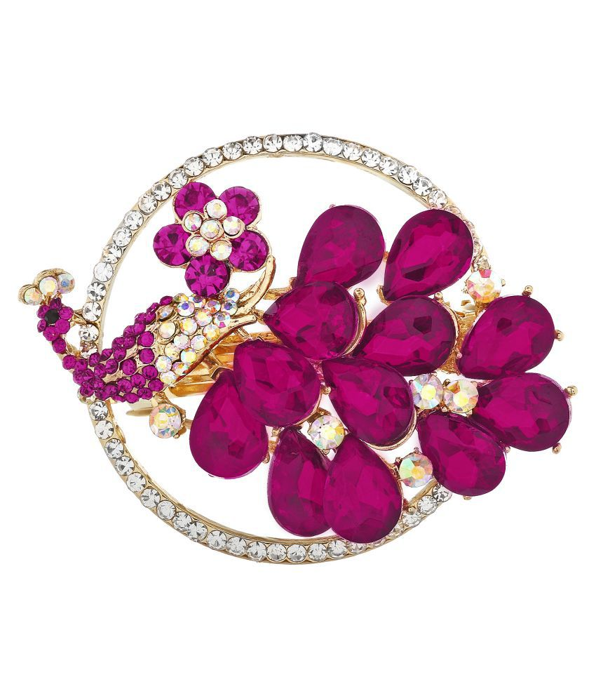 Hair accessories online snapdeal - Mansiyaorange Multi Party Hair Clip Hair Accessories