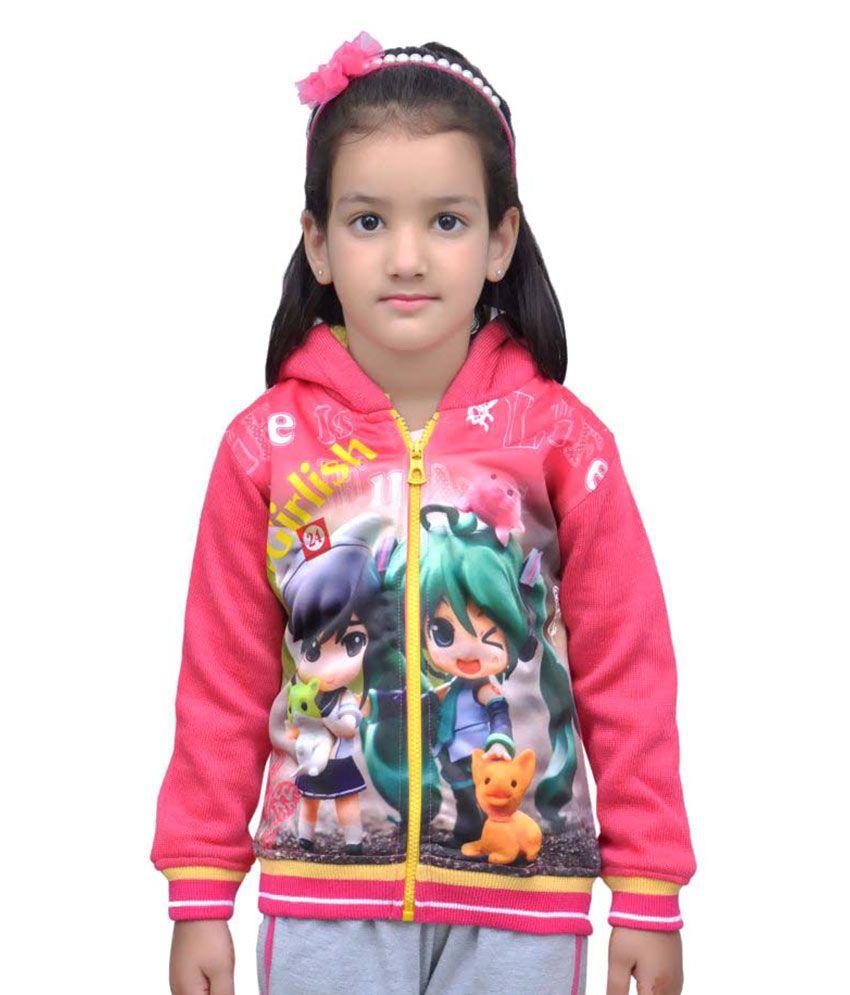 Shaun Multicolor Fleece Sweatshirt