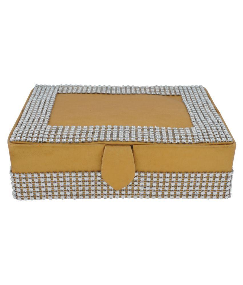 Vama Fashions Multicolor Jewellery  Box