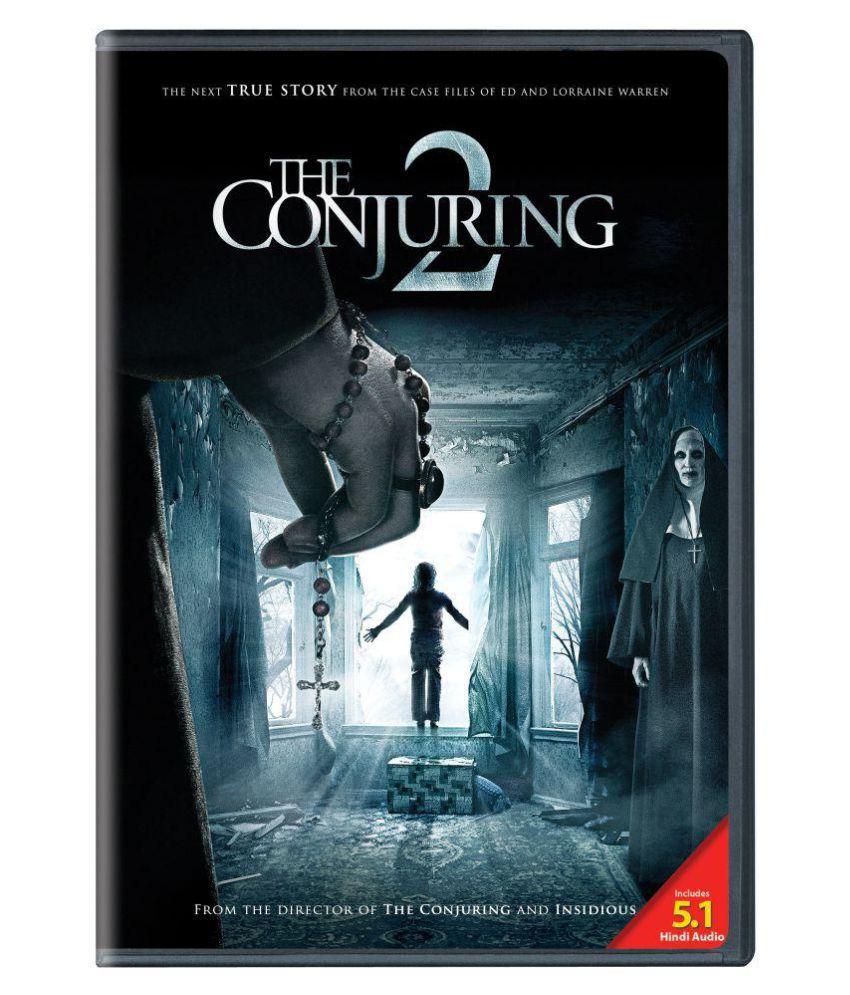 The Conjuring 2 Dvd English