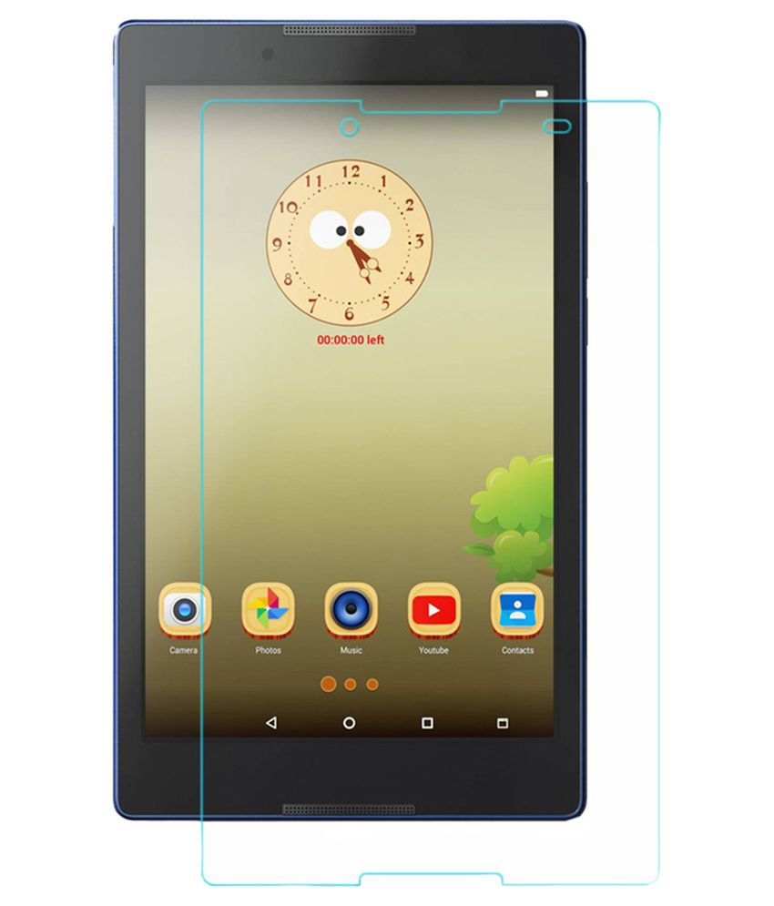 Lenovo Tab 3 8 Tablet Tempered Glass Screen Guard By Acm Screen