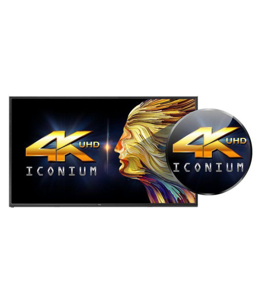 Vu 4K LED40K16 102 cm ( 40 ) Smart Ultra HD (4K) LED Television