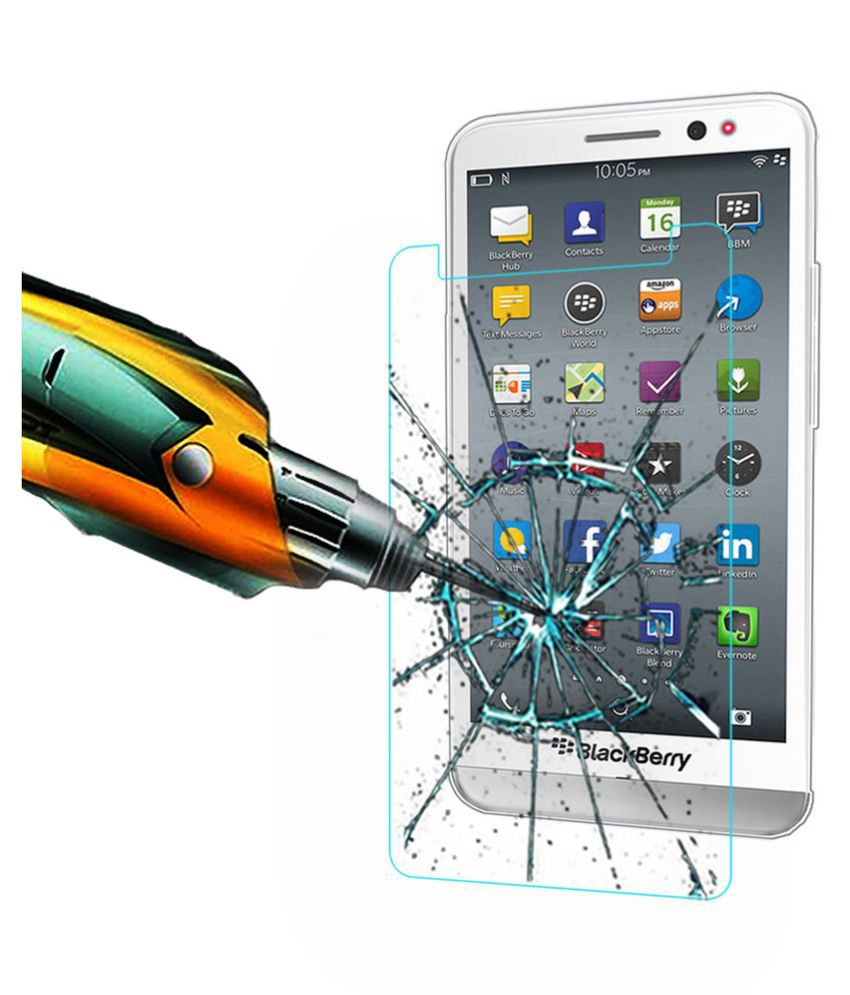 Blackberry Z30 Tempered Glass Screen Guard By ACM