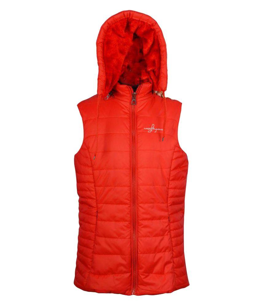Naughty Ninos Red Jacket