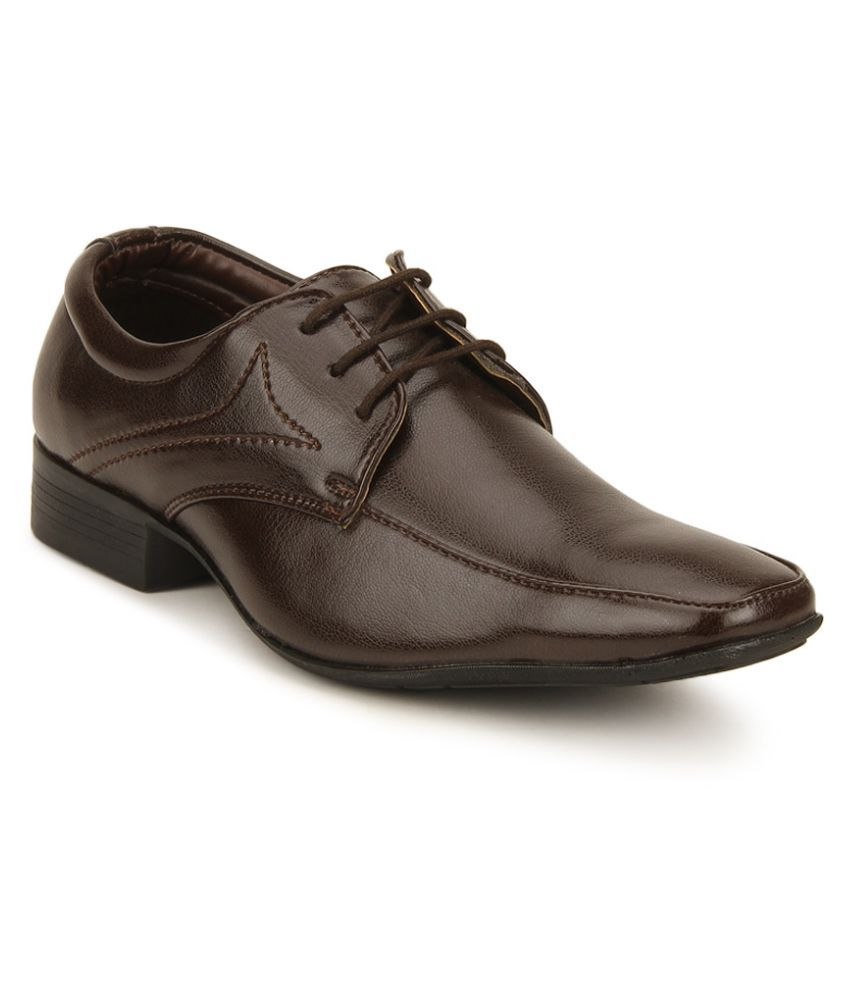 Provogue Formal Shoes Brown