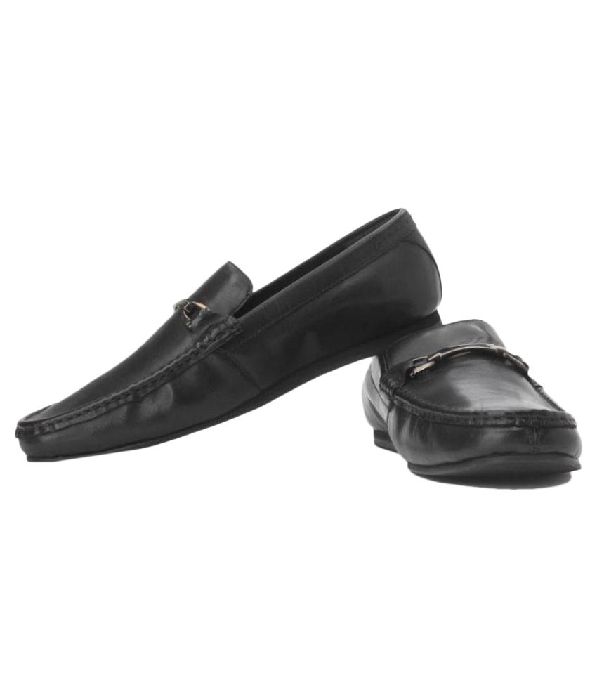 us polo black office genuine leather formal shoes best
