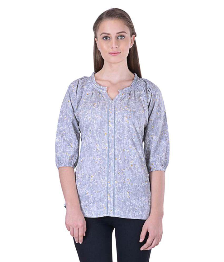 Hoffmen Cotton Shirt