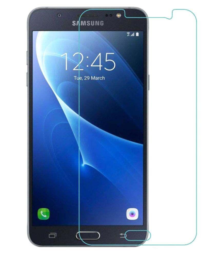 Samsung Galaxy J7 (2016) Anti Shock Screen Guard By Vjoy