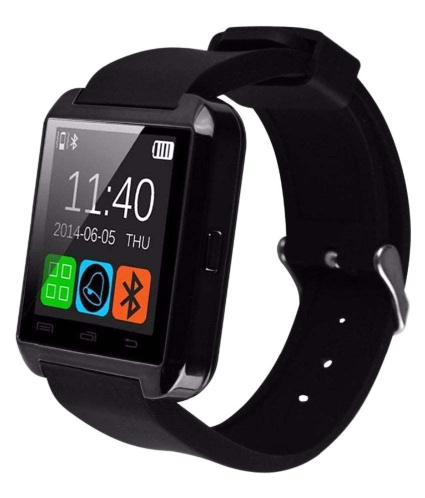 SYL PLUS zero Smart Watches Black