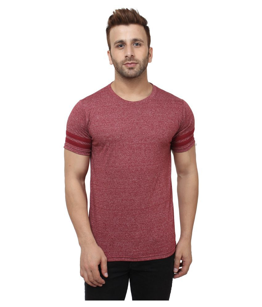 SayItLoud Red Round T-Shirt