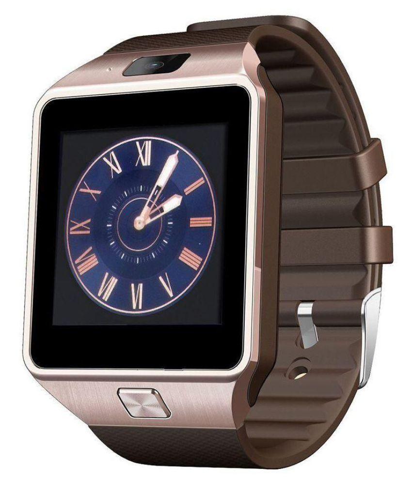 AKIRA a093 fire Smart Watches Gold