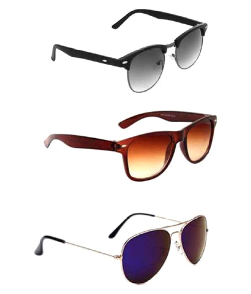 Benson Sunglasses Combo ( 3 pairs of sunglasses ) - Buy Benson Sunglasses  Combo ( 3 pairs of sunglasses ) Online at Low Price - Snapdeal 80b555bf6c
